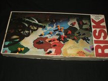 Vintage Risk Board Game Complete by parker brothers 1975 in Oswego, Illinois
