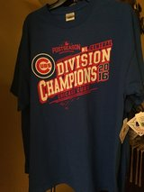 Brand New Cubs T-Shirt  sz XLarge Men's with tags in Morris, Illinois