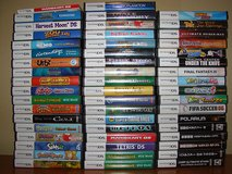 Looking for DS games in Hinesville, Georgia