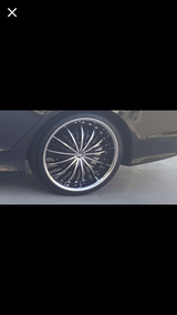 "20"" Rims and tires in Fort Bliss, Texas"