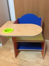 Kids table and chair set in Okinawa, Japan
