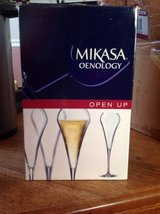 Mikasa Oenology Glasses 4 in Fort Campbell, Kentucky