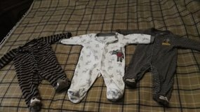 Warm overalls 3-6mo. in Ramstein, Germany