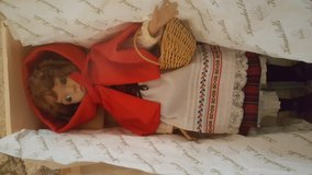 Little Red Riding Hood Porcelain Doll in Columbia, South Carolina