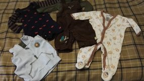 Winter outfits for a baby in 3-6mo. in Ramstein, Germany
