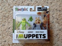The MUPPETS Figures Set # 1 in Camp Lejeune, North Carolina