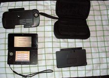 Nintendo 3DS with circle D pad case and cradle. in Phoenix, Arizona