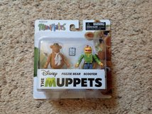 The MUPPETS Figures Set # 2 in Camp Lejeune, North Carolina