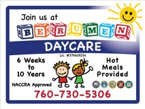 berumen daycare in Oceanside, California