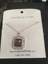inspired  silver necklace in Camp Lejeune, North Carolina