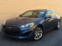 2013 Hyundai Genesis Turbo in Fort Irwin, California