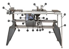 ShopSmith Woodworking Shop Equipment in Morris, Illinois