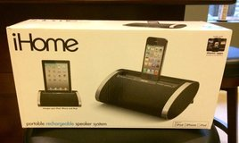 iHome portable speaker system in Aurora, Illinois
