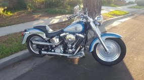 Harley Fatboy - Runs Excellent - 21,462 Miles - Current Registration in Huntington Beach, California