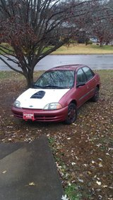 2000 Chevy Metro Lsi (gas-saver) in Fort Campbell, Kentucky