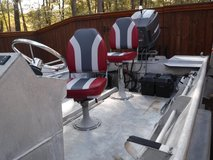 19 FT Custom Welded, Shop Built, Aluminum Boat in Houston, Texas