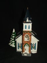 Department 56  The original Snow Village Houses Dept 56 in Glendale Heights, Illinois