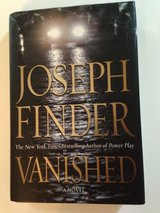 "Joseph Finder ""Vanished"" in Naperville, Illinois"