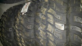(4) 33/1250R17 Mud Tires New in Mountain Home, Idaho