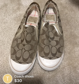 Gold Coach shoes in Fairfield, California