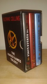 Hunger Games Trilogy Box Set (Hardcover) in Davis-Monthan AFB, Arizona