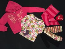 Girls Size12 Jacket & ChildrensPlace Accessories in Okinawa, Japan