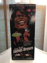 Dancin' Shoutin' James Brown, The Godfather of Soul in Lockport, Illinois