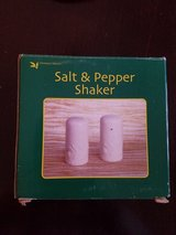 Salt and pepper shakers ,new in New Lenox, Illinois