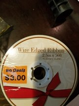 Wired ribbon in New Lenox, Illinois