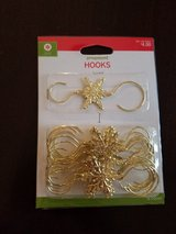 Ornament hooks new in Plainfield, Illinois