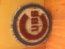 CUBS Wall Sign in Chicago, Illinois