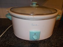 6.6L Slow Cooker / crockpot by Rachel Allen in Cambridge, UK