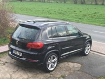 2016 US Specs VW Tiguan R-Line 2.0T 4Motion(all wheel drive) in Ansbach, Germany