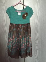 Floral dress size 4 in Ramstein, Germany