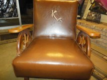 "Vintage Horse chair from 1950""s in Algonquin, Illinois"