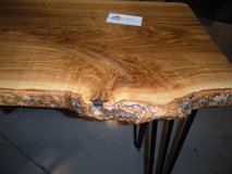 Handcrafted American Hardwood Sofa/Entry Tables in DeKalb, Illinois