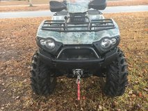 2005 Kawasaki Brute 750 in Warner Robins, Georgia