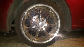 "18"" rims and tires in Kissimmee, Florida"