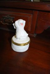 Snow Angel Trinket Box in Warner Robins, Georgia