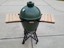 Green Egg Grill in Houston, Texas