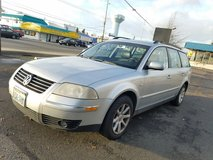 2004 Volkswagen Passat Wagon in Fort Lewis, Washington