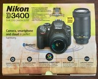Nikon D3400 Bundle in Fort Gordon, Georgia