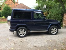 Mercedes G Wagon G320 LHD in Lakenheath, UK