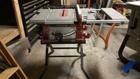 Portable SkilSaw Table Saw in Houston, Texas
