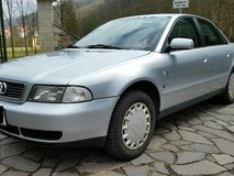 Audi A4 sedan Automatic- AC- low miles- new inspection in Hohenfels, Germany
