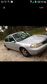 1998 Mercury Mystique in Houston, Texas