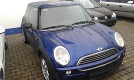 Mini one 1.6 with inspection free delivery in Hohenfels, Germany