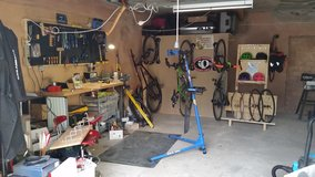 Bicycle Maintenance and Classes in Ramstein, Germany