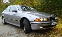 BMW  523i automatic six cylinder.brand new inspection in Hohenfels, Germany