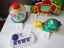 Baby Toys Poppers Tablet Turtle  Piano in Pleasant View, Tennessee